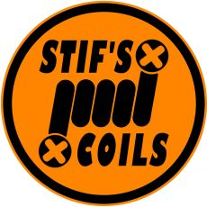 Stif's Coils Handmade - DL Fused Clapton (SS316L+N80)