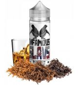 Infamous SLAVS - Bourbon Tobacco 20ml (LongFill)