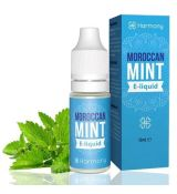 Harmony CBD Liquid Moroccan Mint 10ml, 30-600 mg CBD