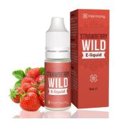 Harmony CBD Liquid Wild Strawberry 10ml, 30-600 mg CBD